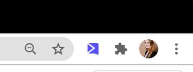 Pin Sendspark Chrome Extension