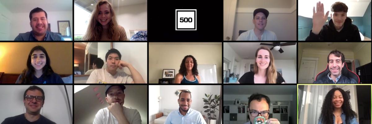 500 Startups Batch 27 Founders